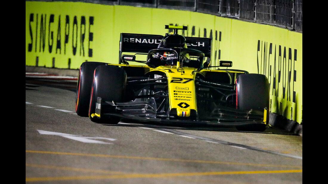 Nico Hülkenberg - GP Singapur 2019