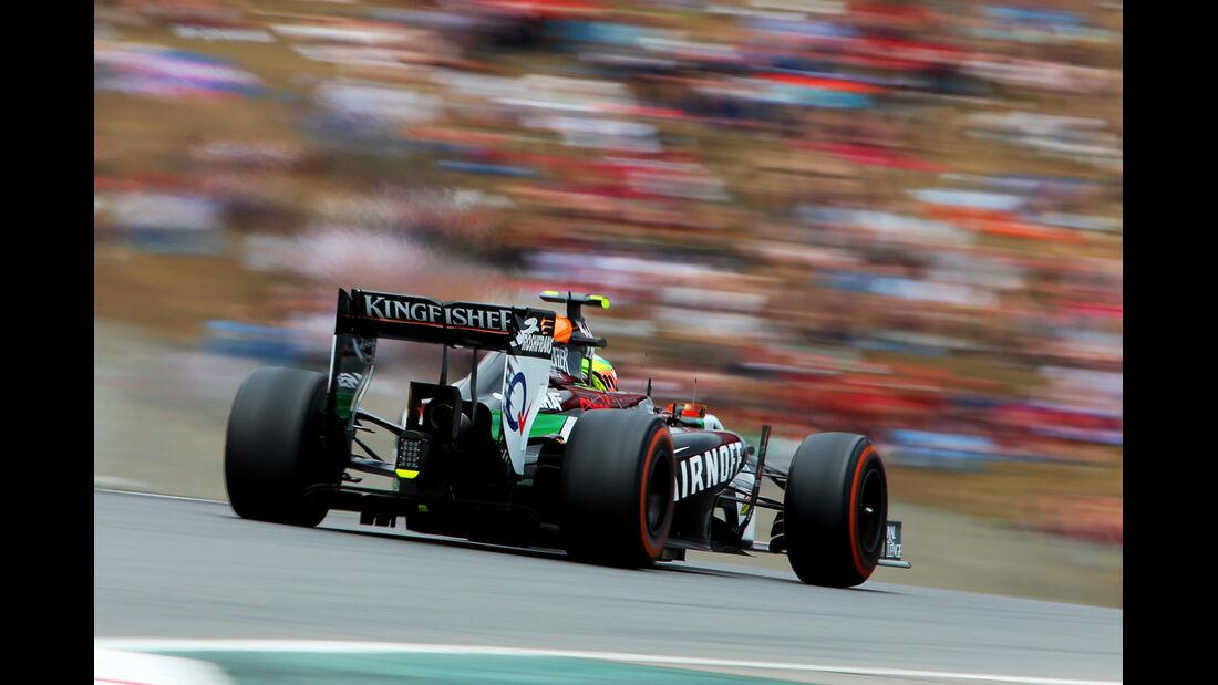 Nico Hülkenberg - GP Spanien 2014