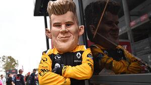 Nico Hülkenberg - GP Spanien 2018