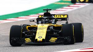 Nico Hülkenberg - GP USA 2018