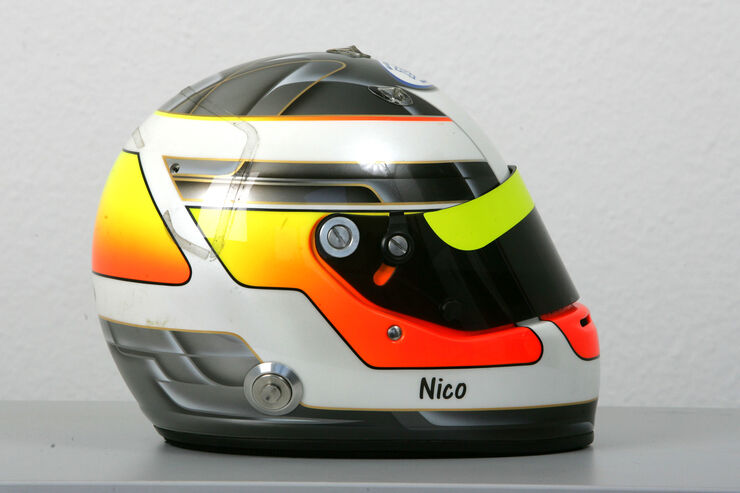 Nico Hülkenberg - Helm - 2005