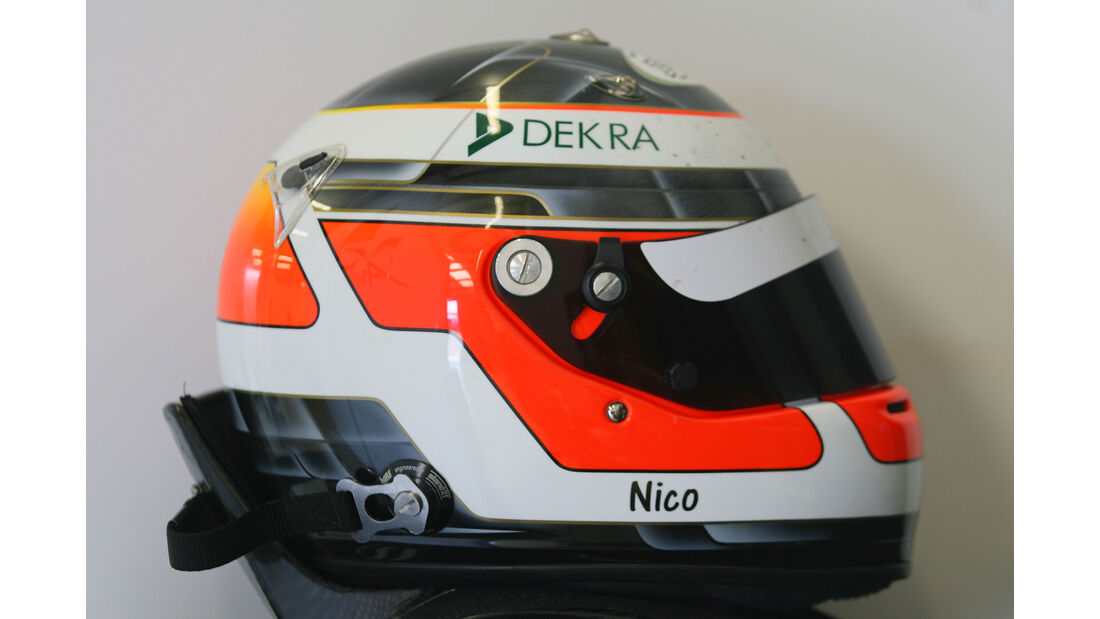 Nico Hülkenberg - Helm - 2006