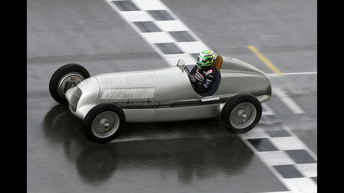 Nico Hülkenberg - Mercedes Track Day - Hockenheim - 28. Juni 2016