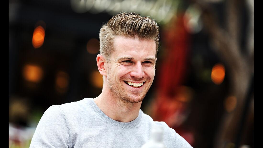 Nico Hülkenberg - Monaco