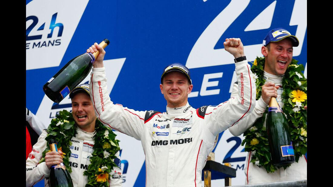 Nico Hülkenberg - Porsche - 24h Le Mans 2015