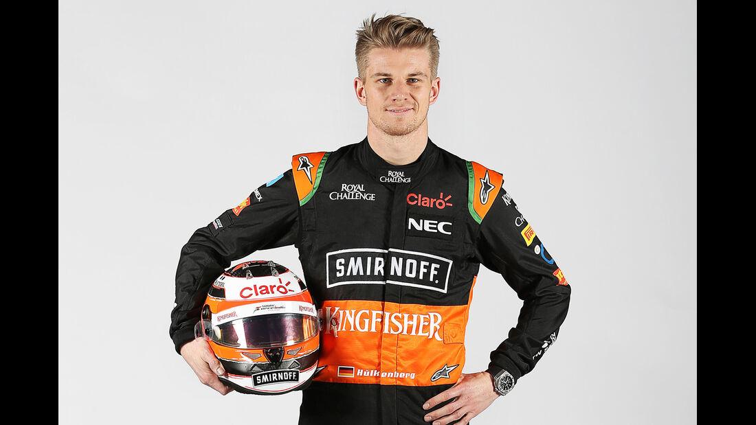 Nico Hülkenberg - Porträt - Formel 1 - 2015
