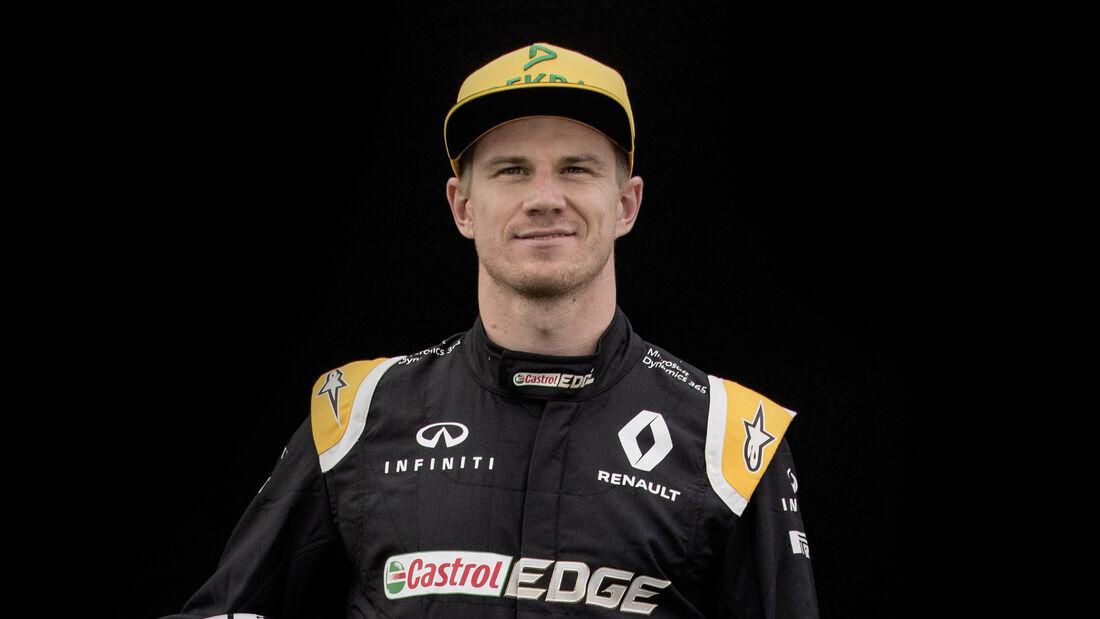 Nico Hülkenberg - Porträt - Formel 1 - 2017
