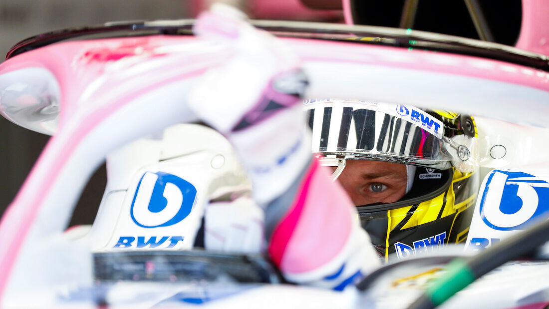 Nico Hülkenberg - Racing Point
