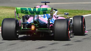 Nico Hülkenberg - Racing Point - Formel 1 - GP 70 Jahre F1 - England - Silverstone - 7. August 2020