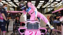 Nico Hülkenberg - Racing Point - Formel 1 - GP England - Silverstone - 31. Juli 2020