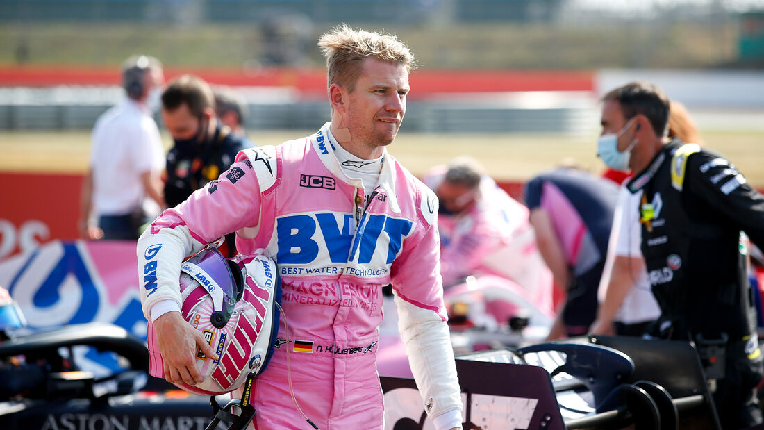 Nico Hülkenberg - Racing Point - GP 70 Jahre F1 - Silverstone