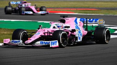 Nico Hülkenberg - Racing Point - GP 70 Jahre F1 - Silverstone