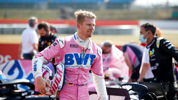 Nico Hülkenberg - Racing Point - GP 70 Jahre F1 - Silverstone 2021