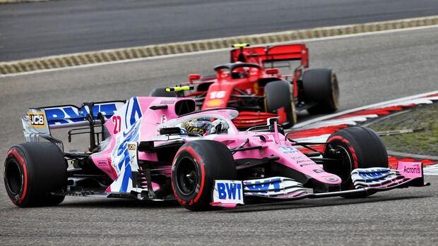 Nico Hülkenberg - Racing Point - GP Eifel 2020 - Nürburgring