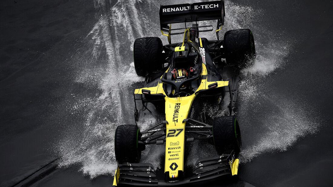 Nico Hülkenberg - Reanult - GP Deutschland 2019
