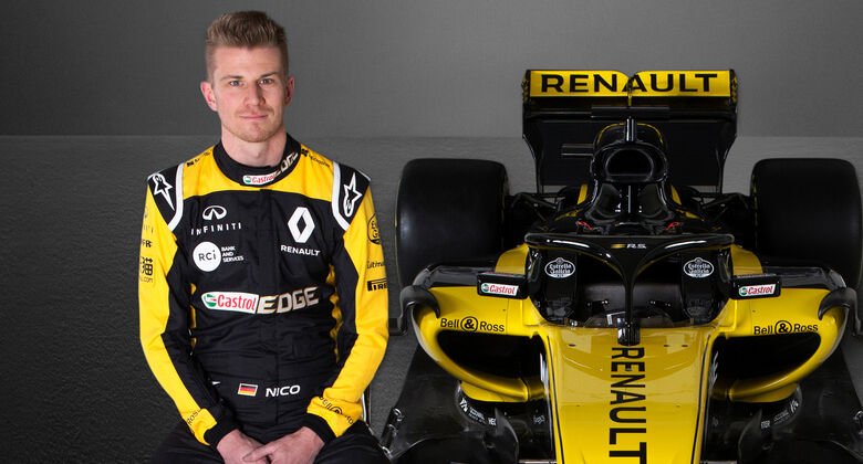 Nico Hülkenberg - Renault - 2018