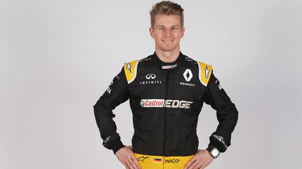 Nico Hülkenberg - Renault - F1 - 2017