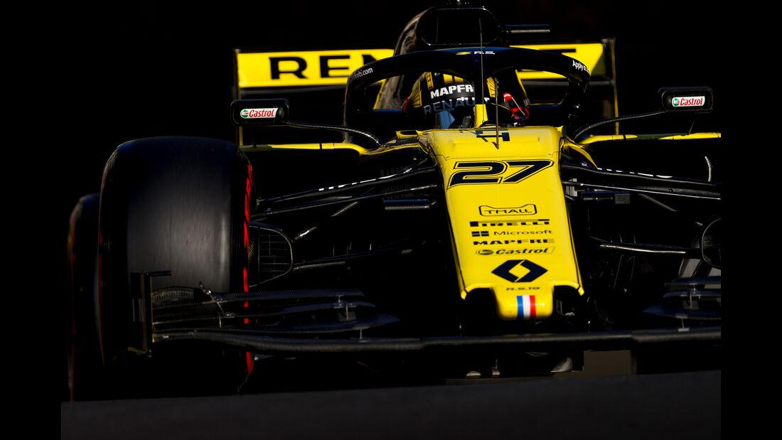 Nico Hülkenberg - Renault - Formel 1 - GP Aserbaidschan - 27. April 2019