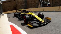 Nico Hülkenberg - Renault - Formel 1 - GP Aserbaidschan - Baku - 26. April 2019
