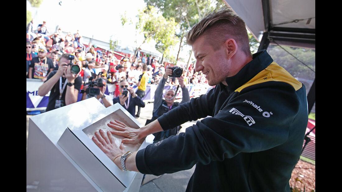 Nico Hülkenberg - Renault - Formel 1 - GP Australien - Melbourne - 14. März 2019