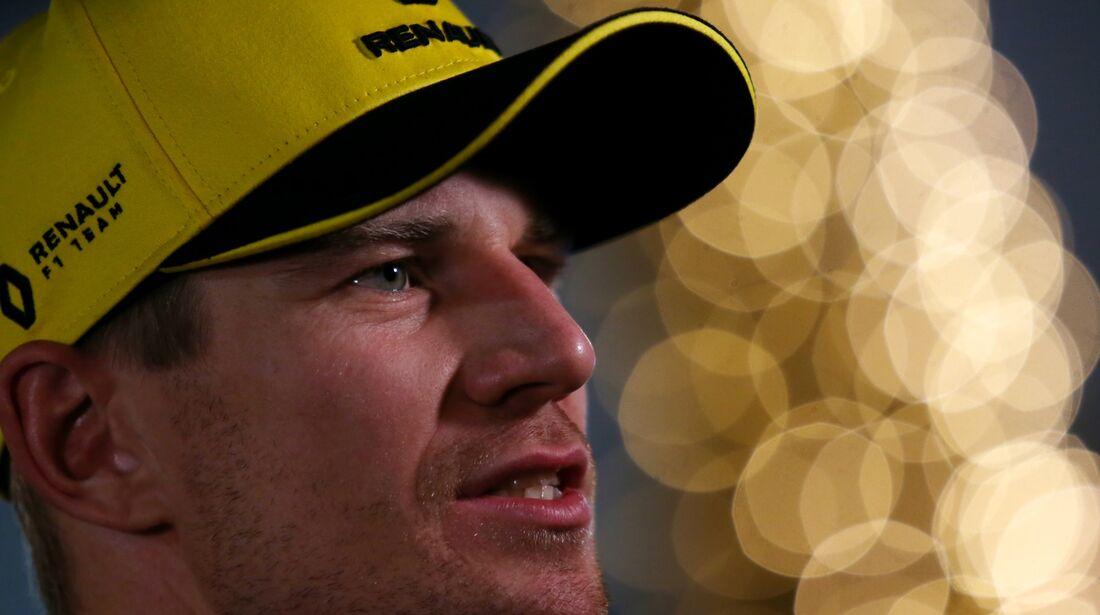 Nico Hülkenberg - Renault - Formel 1 - GP Bahrain - 30. März 2019