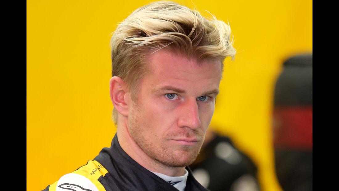 Nico Hülkenberg - Renault - Formel 1 - GP Belgien - Spa-Francorchamps - 25. August 2018