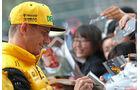 Nico Hülkenberg - Renault - Formel 1 - GP China - Shanghai - 6.4.2017