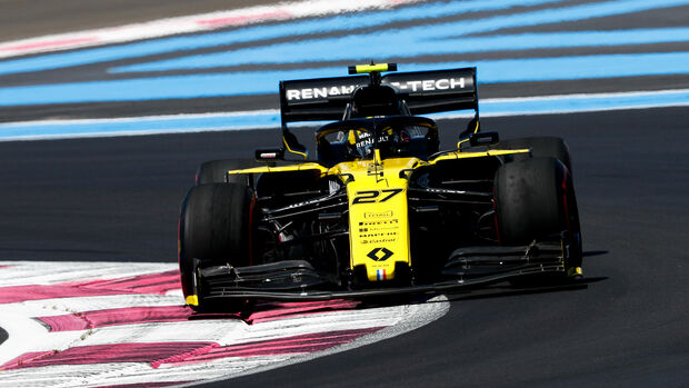 Nico Hülkenberg - Renault - Formel 1 - GP Frankreich - 21. Juni 2019