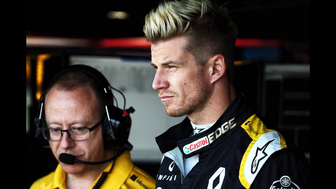 Nico Hülkenberg - Renault - Formel 1 - GP Kanada - Montreal - 8. Juni 2018