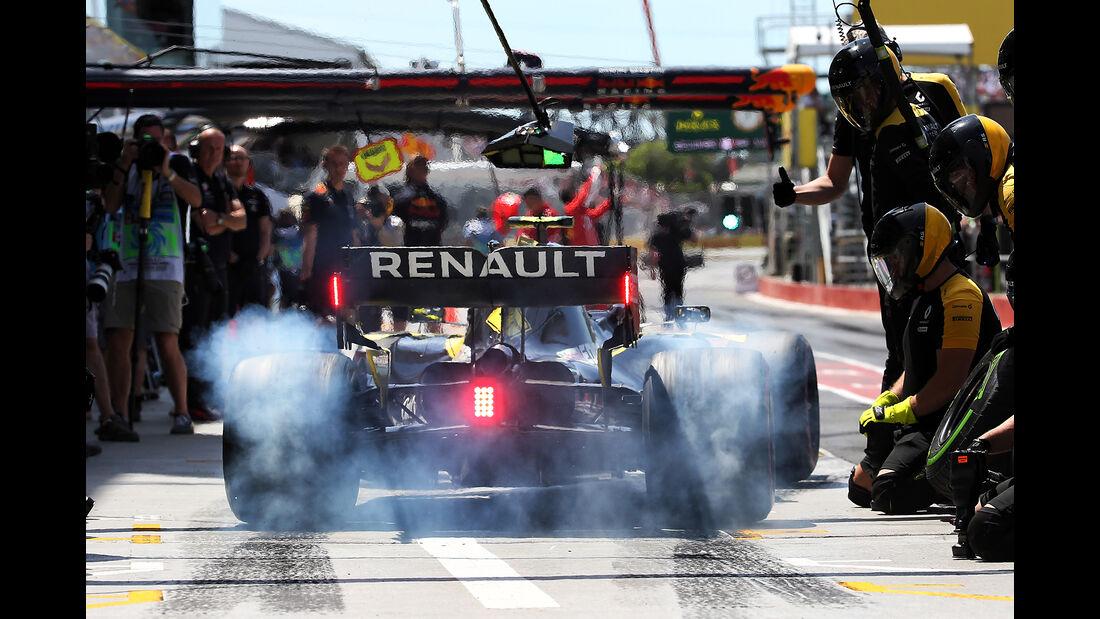 Nico Hülkenberg - Renault - Formel 1 - GP Kanada - Montreal - 8. Juni 2019