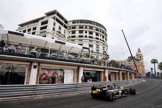 Nico Hülkenberg - Renault - Formel 1 - GP Monaco - 23. Mai 2019