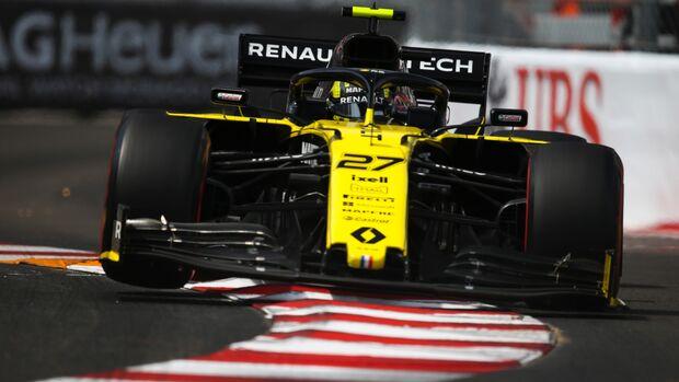 Nico Hülkenberg - Renault - Formel 1 - GP Monaco - 25. Mai 2019