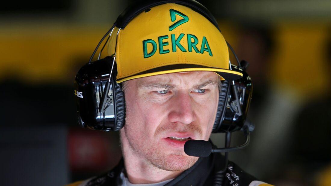 Nico Hülkenberg - Renault - Formel 1 - GP Spanien - 12. Mai 2017