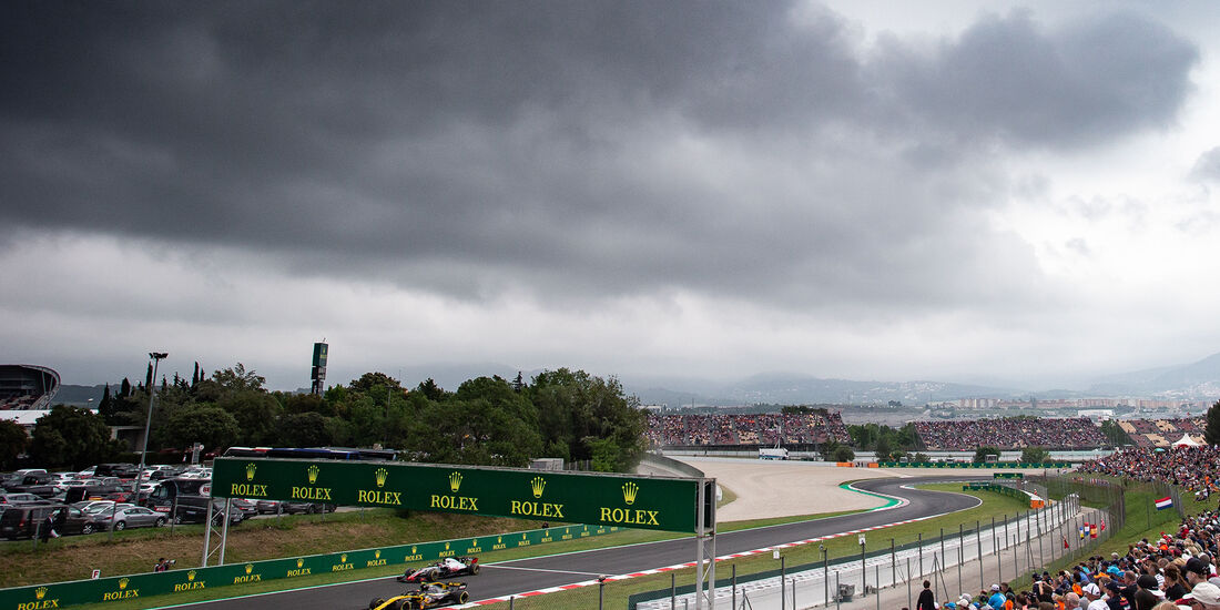 Nico Hülkenberg - Renault - Formel 1 - GP Spanien - Barcelona - 12. Mai 2018
