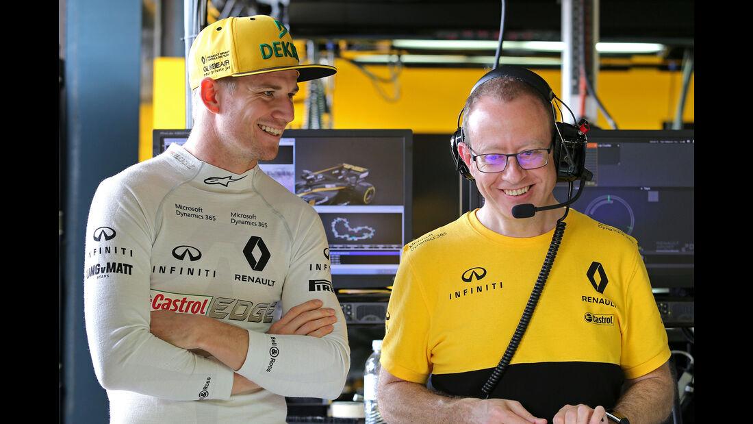 Nico Hülkenberg - Renault - GP Australien - Melbourne - 24. März 2017