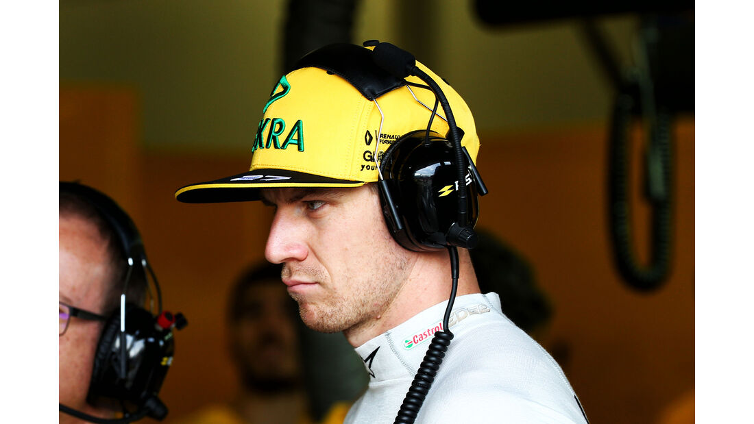 Nico Hülkenberg - Renault- GP Australien - Melbourne - 24. März 2017