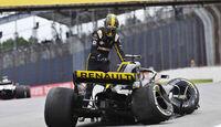 Nico Hülkenberg - Renault - GP Brasilien - Interlagos - Formel 1 - Freitag - 9.11.2018