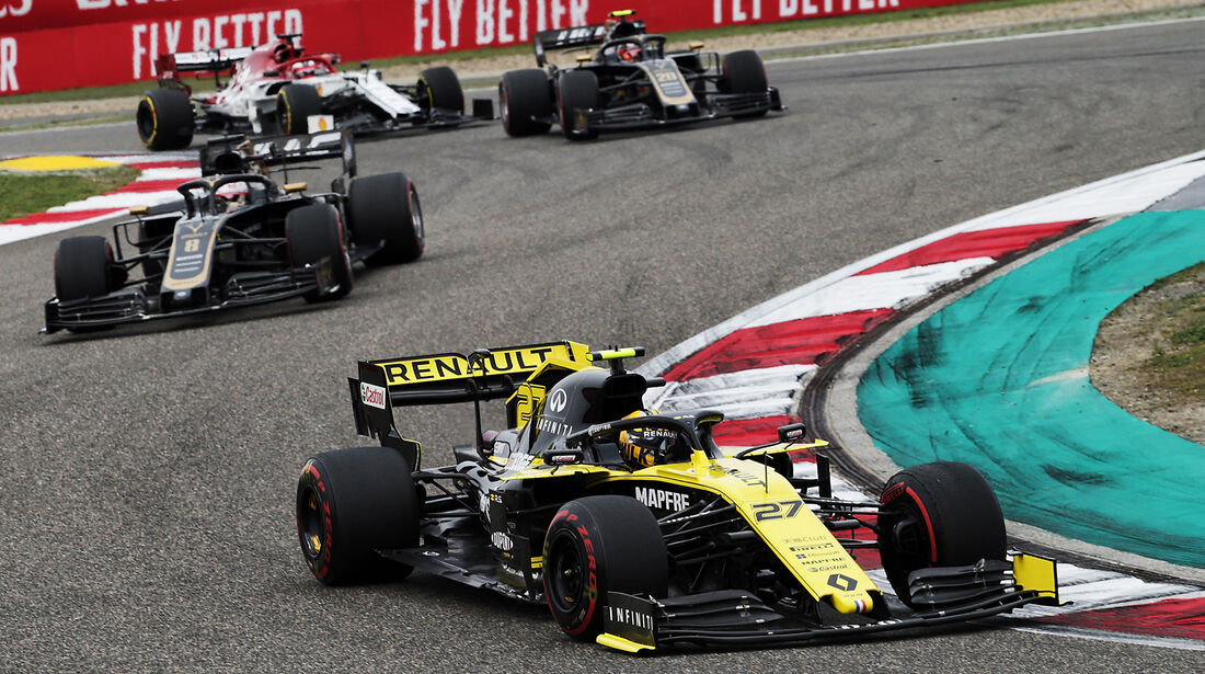 Nico Hülkenberg - Renault - GP China 2019 - Shanghai