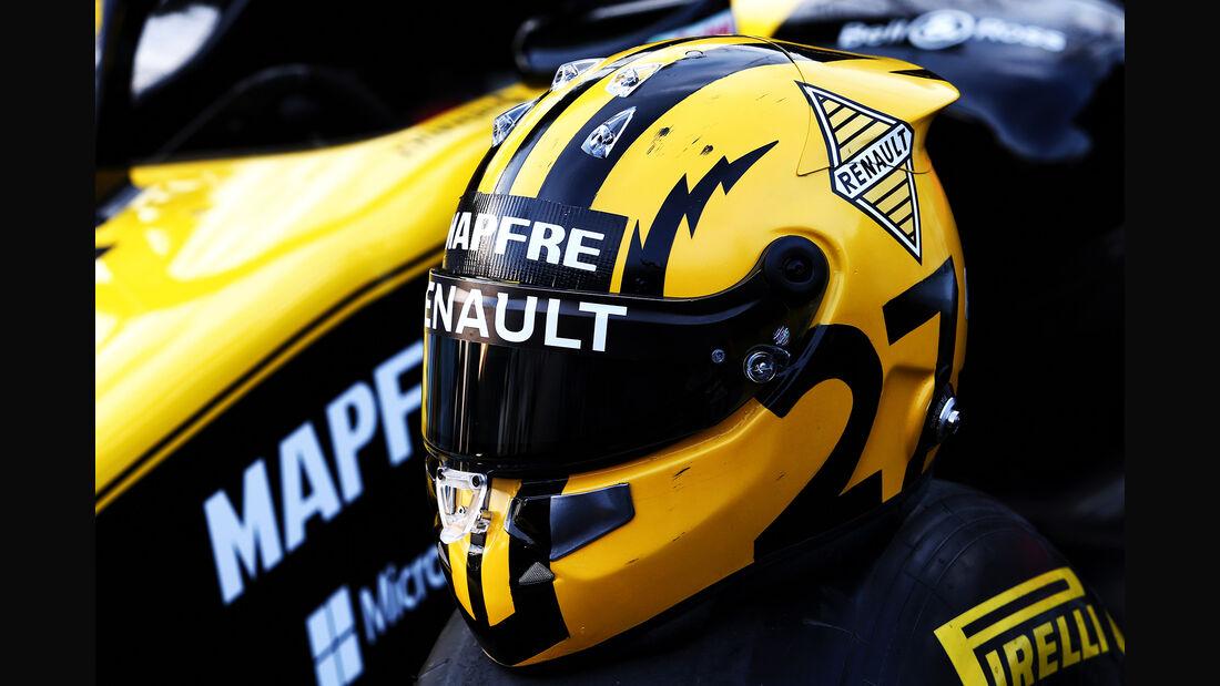 Nico Hülkenberg - Renault - GP China - Shanghai - Formel 1 - Freitag - 12.4.2019