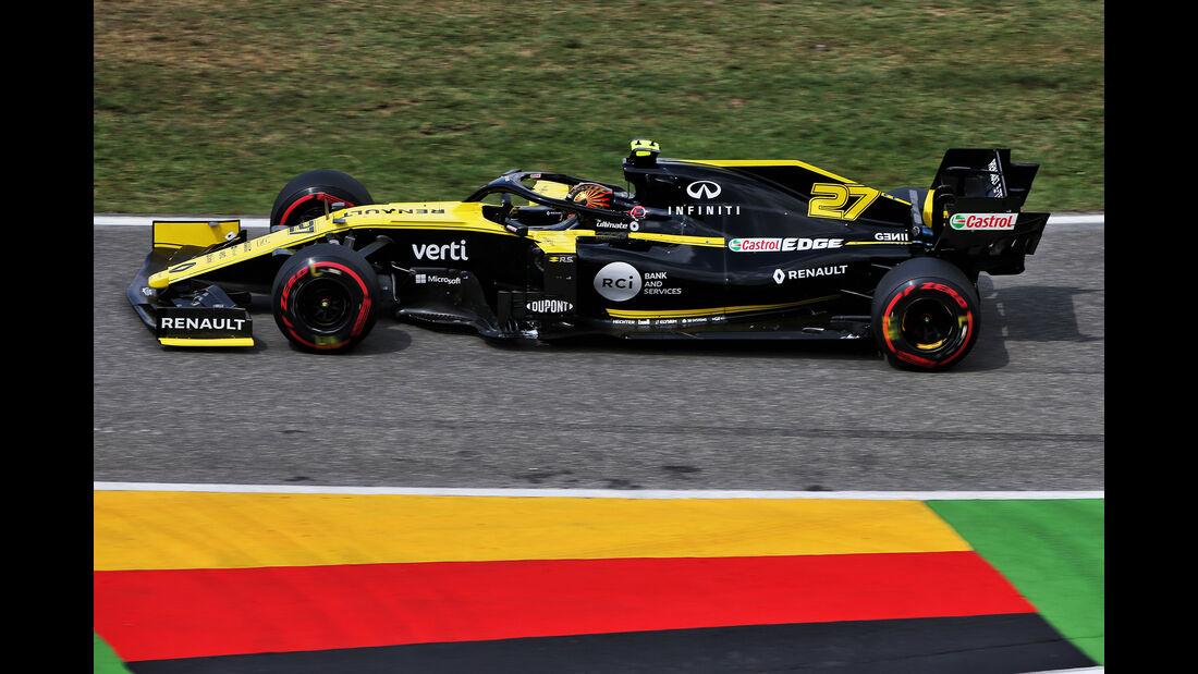 Nico Hülkenberg - Renault - GP Deutschland 2019 - Hockenheim - Qualifying