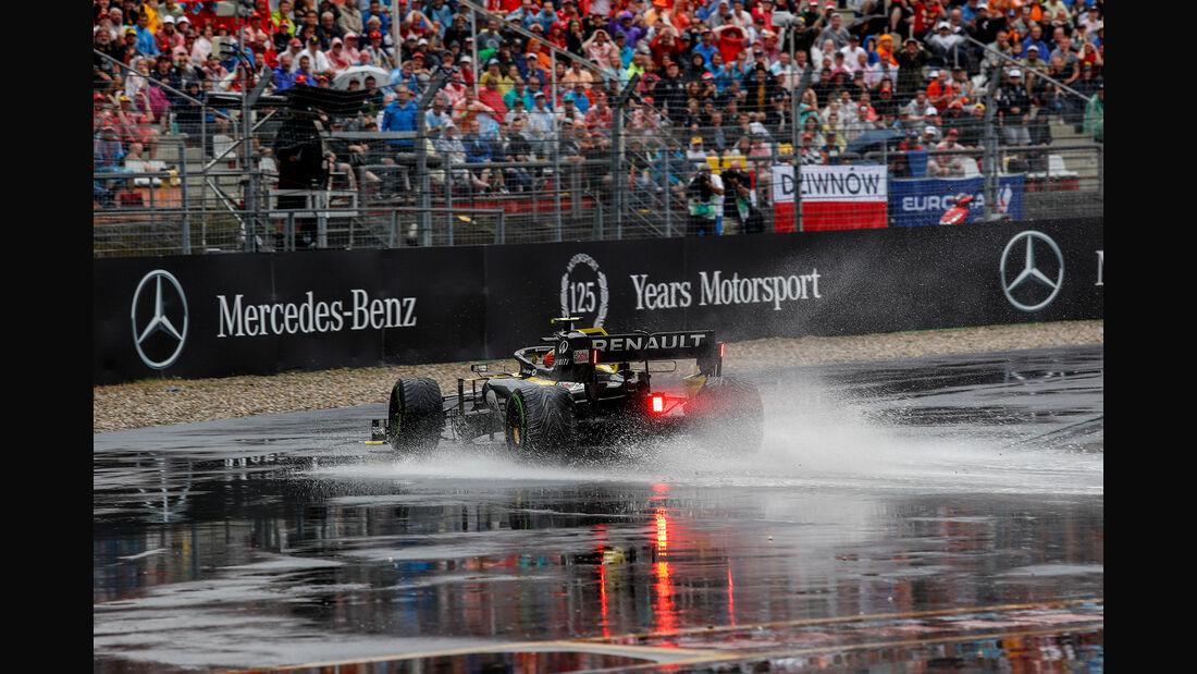 Nico Hülkenberg - Renault - GP Deutschland 2019 - Hockenheim - Rennen