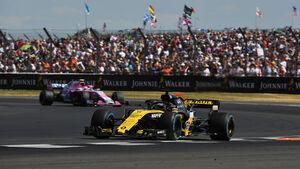 Nico Hülkenberg - Renault - GP England 2018 - Silverstone - Rennen