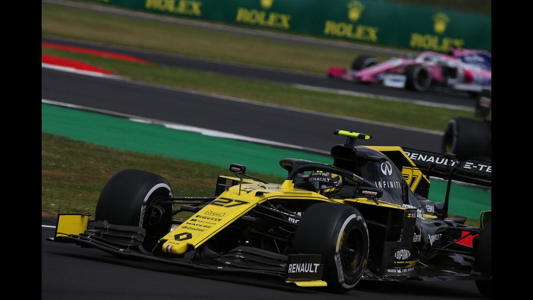 Nico Hülkenberg - Renault - GP England 2019 - Silverstone - Rennen