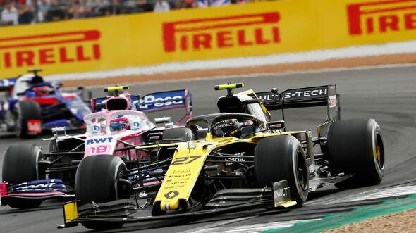 Nico Hülkenberg - Renault - GP England 2019 - Silverstone