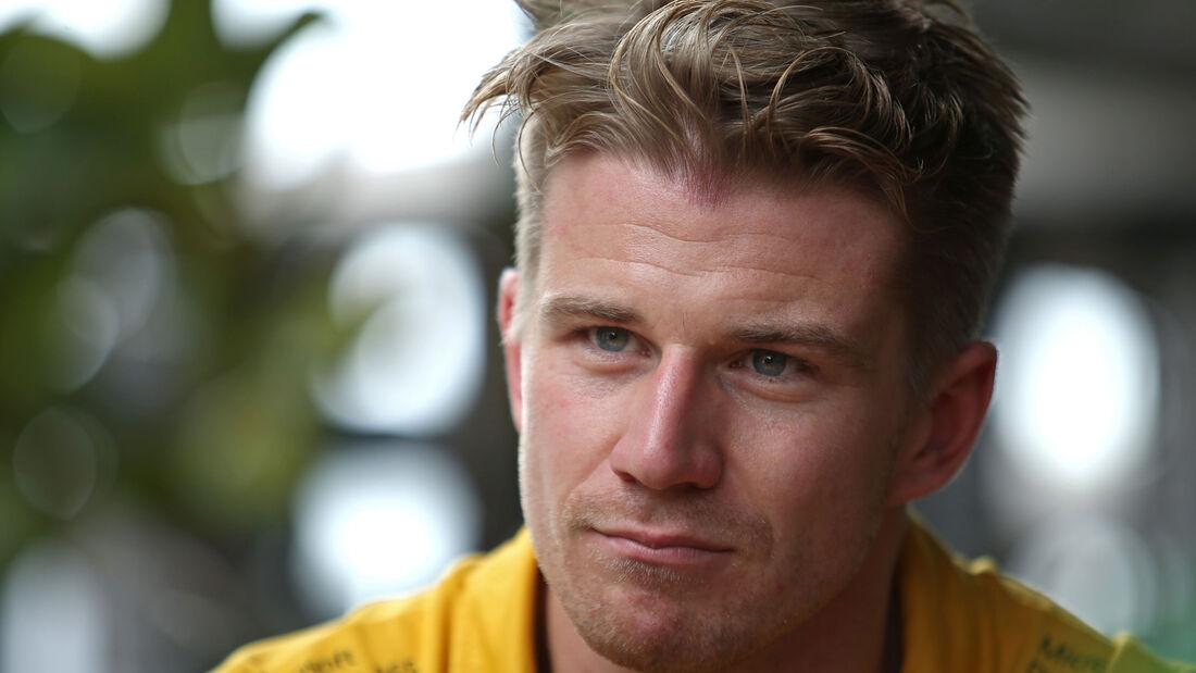 Nico Hülkenberg - Renault - GP Malaysia - Sepang - Formel 1 - Donnerstag - 28.9.2017