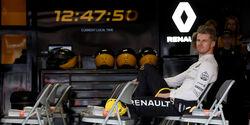 Nico Hülkenberg - Renault - GP Mexiko 2018