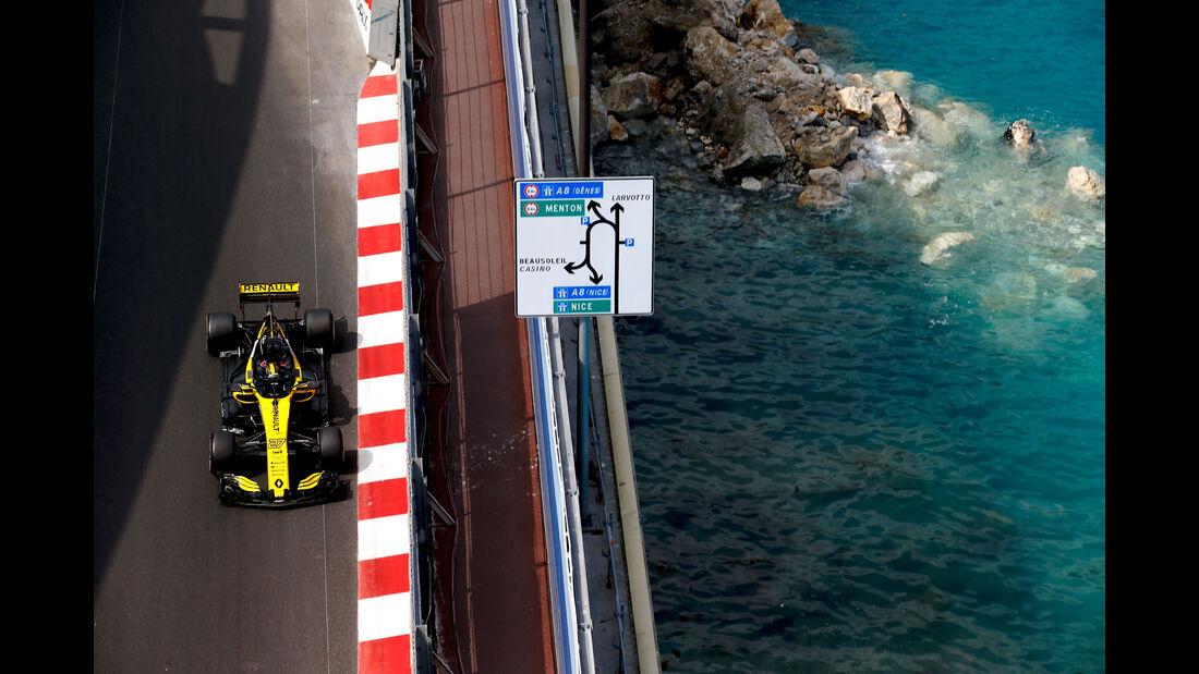Nico Hülkenberg - Renault - GP Monaco 2018