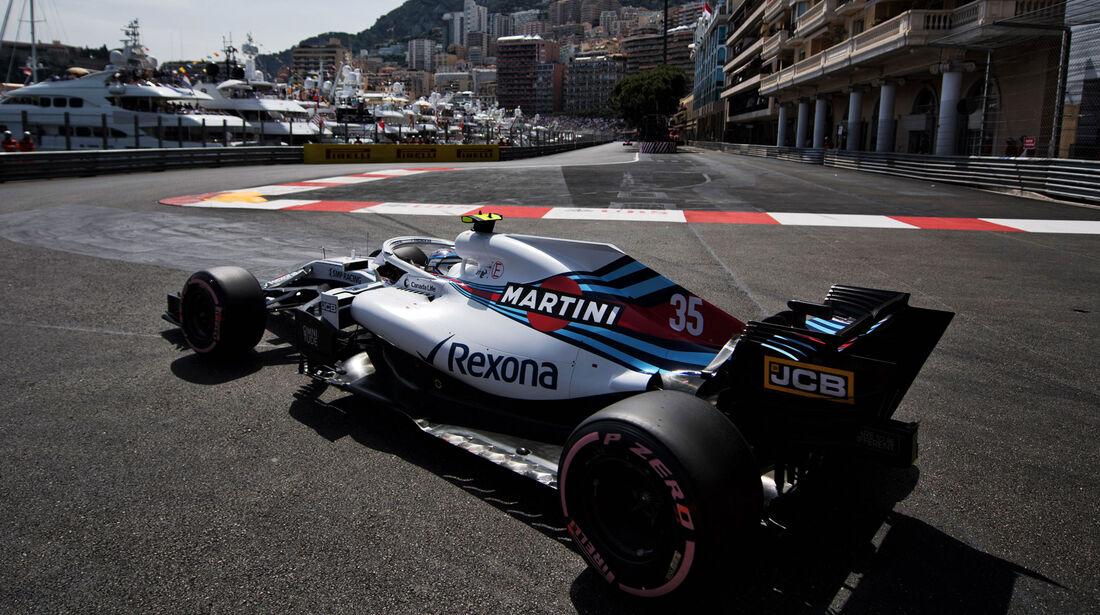 Nico Hülkenberg - Renault - GP Monaco - Formel 1 - Samstag - 26.5.2018