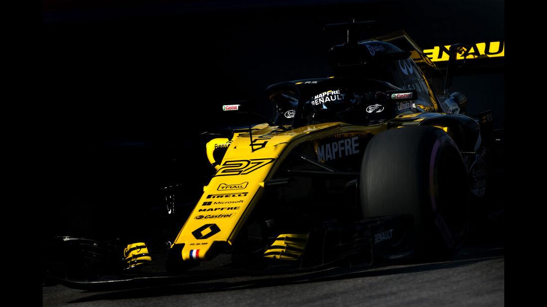 Nico Hülkenberg - Renault - GP Russland 2018 - Sotschi - Qualifying