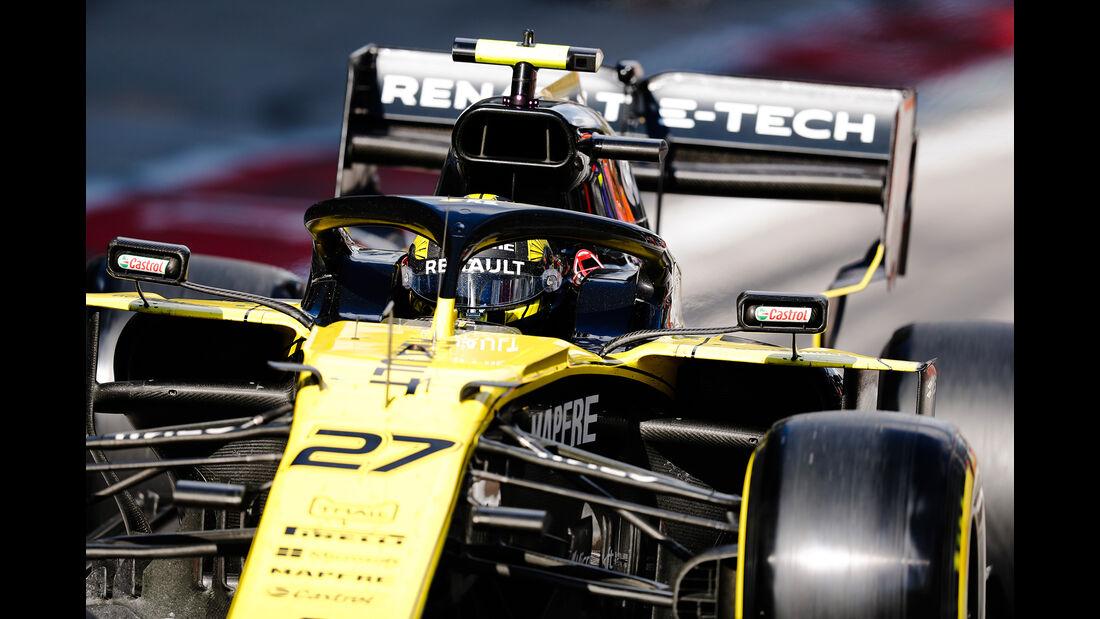 Nico Hülkenberg - Renault - GP Russland 2019 - Sochi Autodrom - Rennen